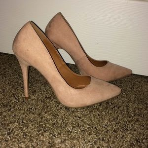 Bonnibel pink mauve pumps